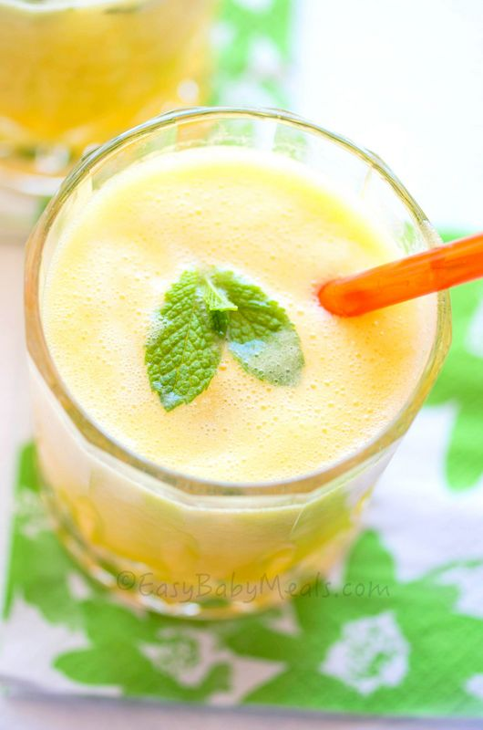Orange and Pineapple Juice