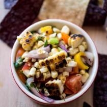 Corn Salsa- Easy Baby Meals-www.easybabymeals.com