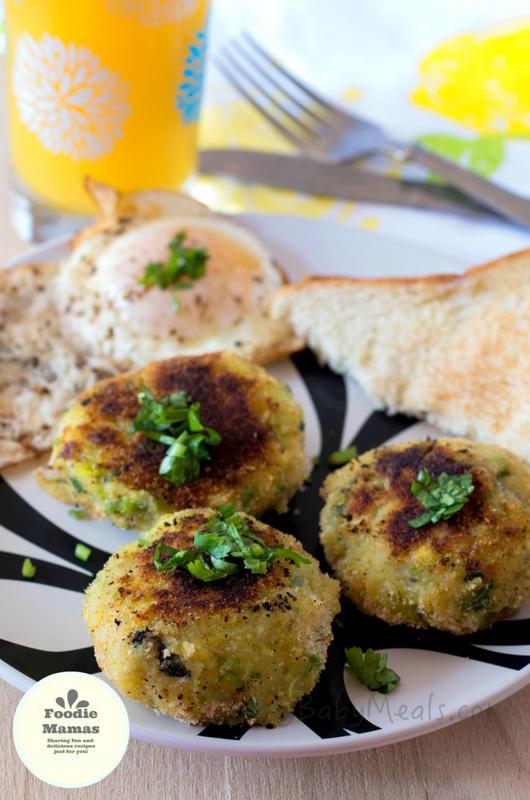 Breakfast Tikkis