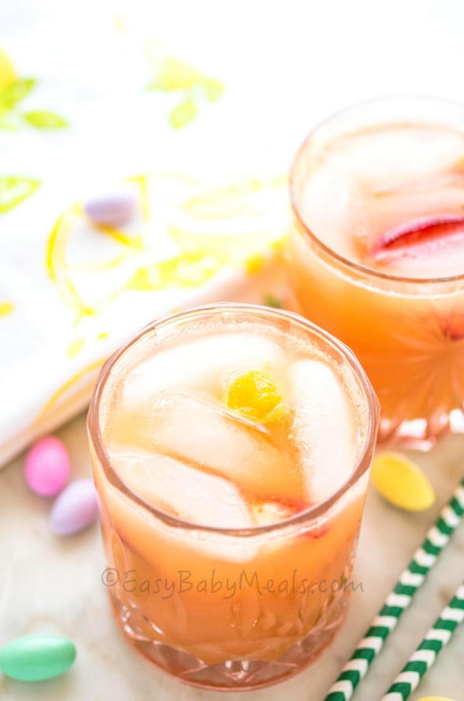 Kids Approved Drinks For Spring/Summer- Easy Baby Meals-www.easybabymeals.com