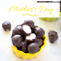 5 Delicious Treats For Mother's Day