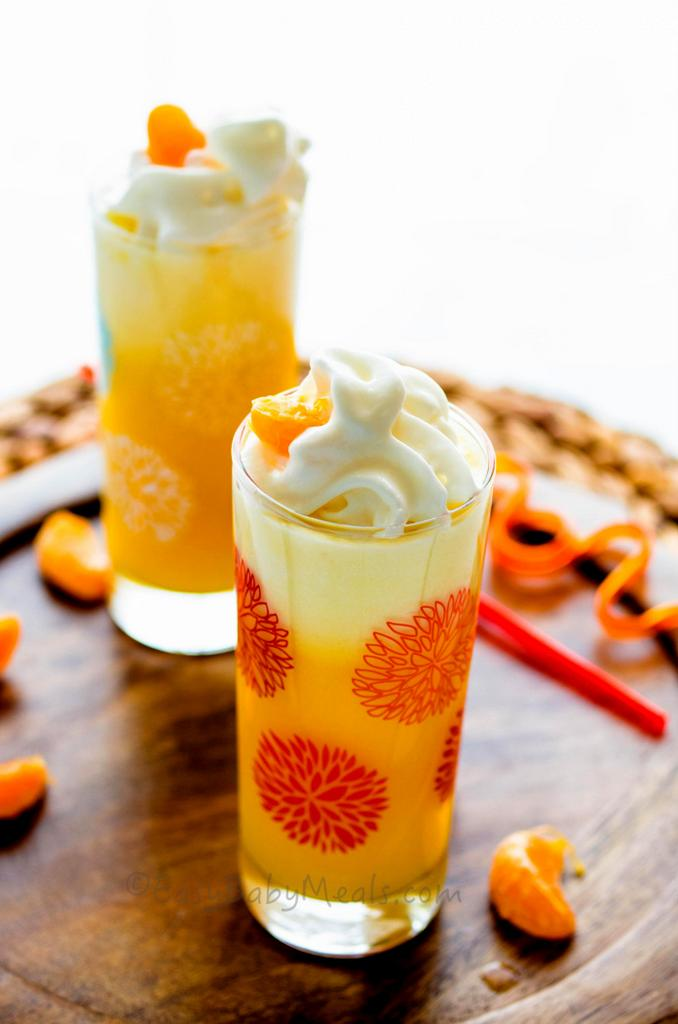 Orange Creamsicle Smoothie1