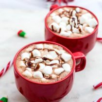Cinnamon Hot Chocolate- Easy Baby Meals