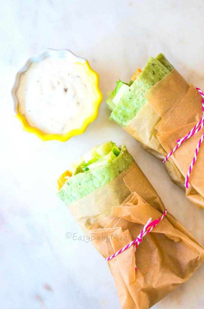 Life just got easier with these 10 Make Ahead School Lunches. More at www.easybabymeals.com
