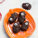 Chocolate Covered Date Monsters- Easy Baby Meals