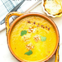 Kids Friendly Soups For Fall-Winter- Easy Baby Meals