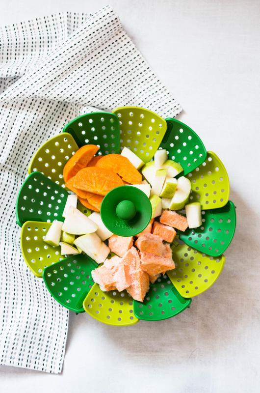 Organic Baby Food Meals Creative