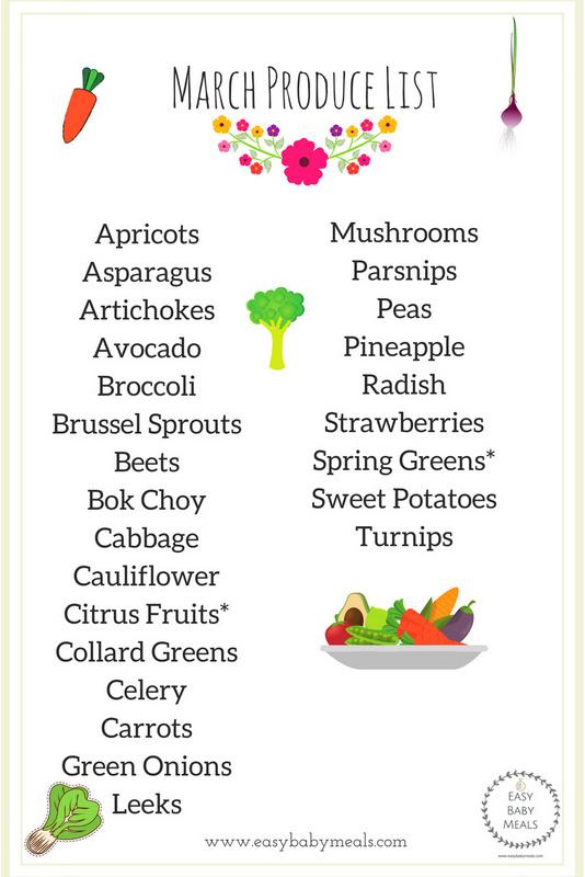 List Baby Food Companies