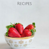 May Produce List+Recipes- Easy Baby Meals- www.easybabymeals.com