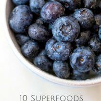 10 Superfoods For Babies- Easy Baby Meals-www.easybabymeals.com
