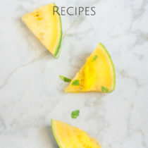 July Produce List + Recipes- Easy Baby Meals-www.easybabymeals.com
